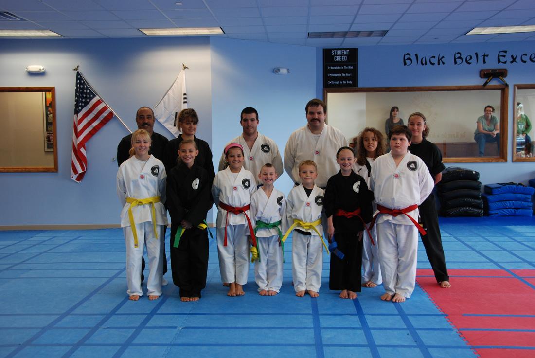 Belt Promotion September 24th 2011!