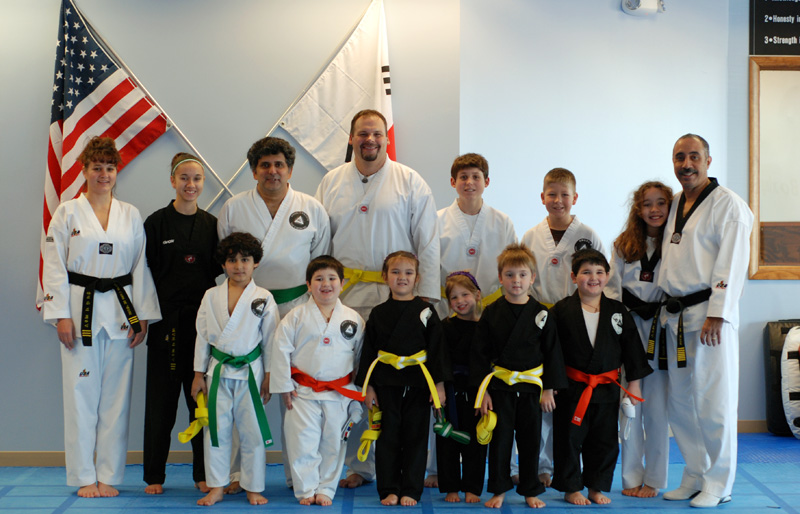 Congratulations for the belt promotions!