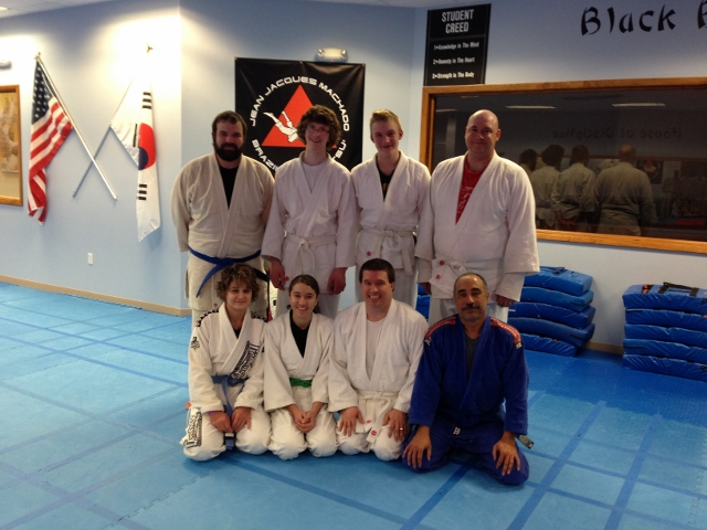 Angel's Karate Taekwondo and BJJ