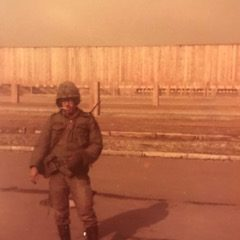 Where Times Go  !! Army days Mid 70s