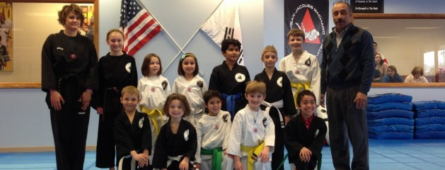 Congratulations once again Taekwondo Promotion, new classes starting NOW