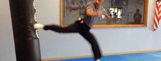 "Harry is ""FLyDAy "" angel's  karate Taekwondo"