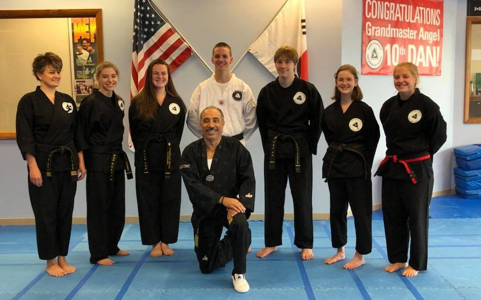 Awesome day 9/18/2018 Black Belt Promotion